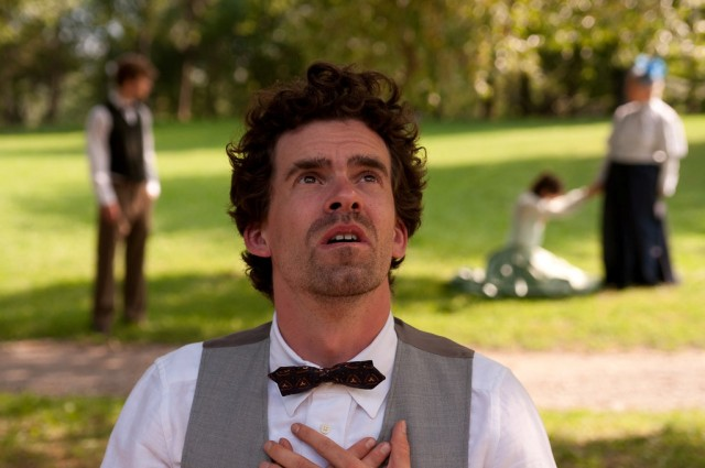 Jesse Griffiths as Valentine in 'Two Gents'
