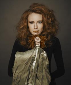 Kaitlin Morrow-Puppet