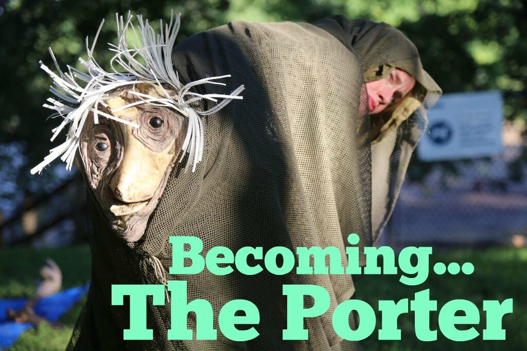 Kaitlin Morrow - The Porter
