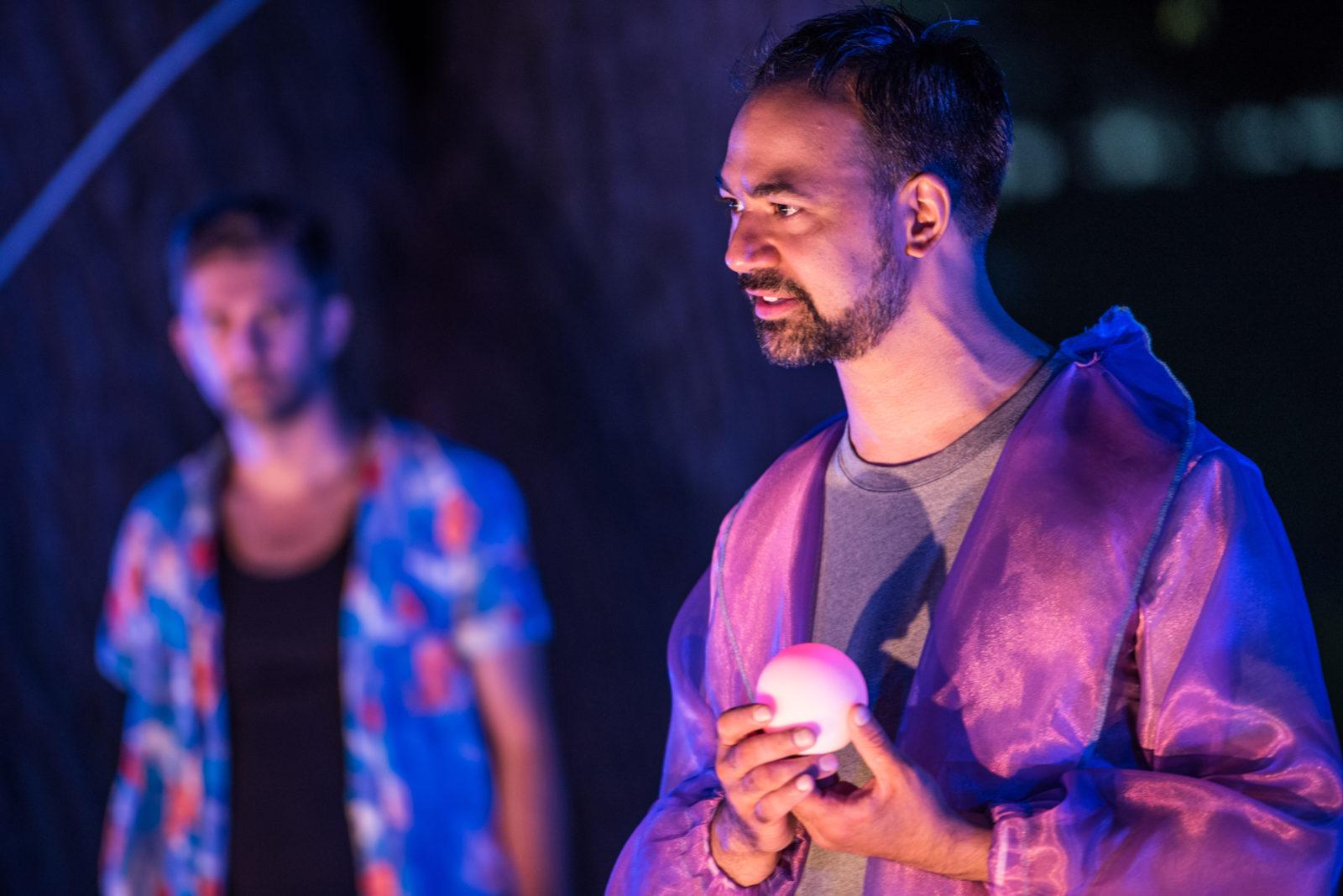 Shakespeare in the Ruff, A Midsummer Night's Dream
